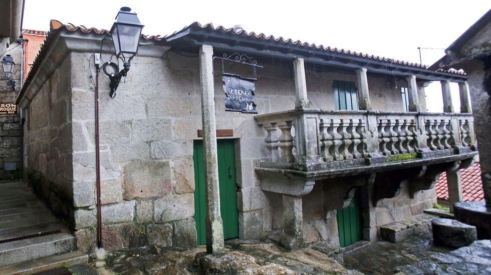 Ateneo Corredoira en Combarro