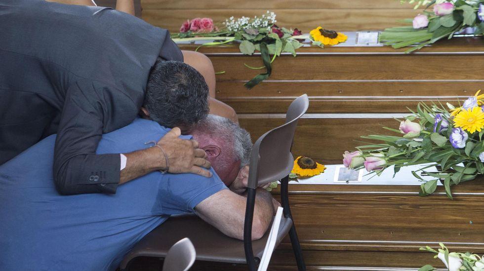 Italia llora a las víctimas del terremoto