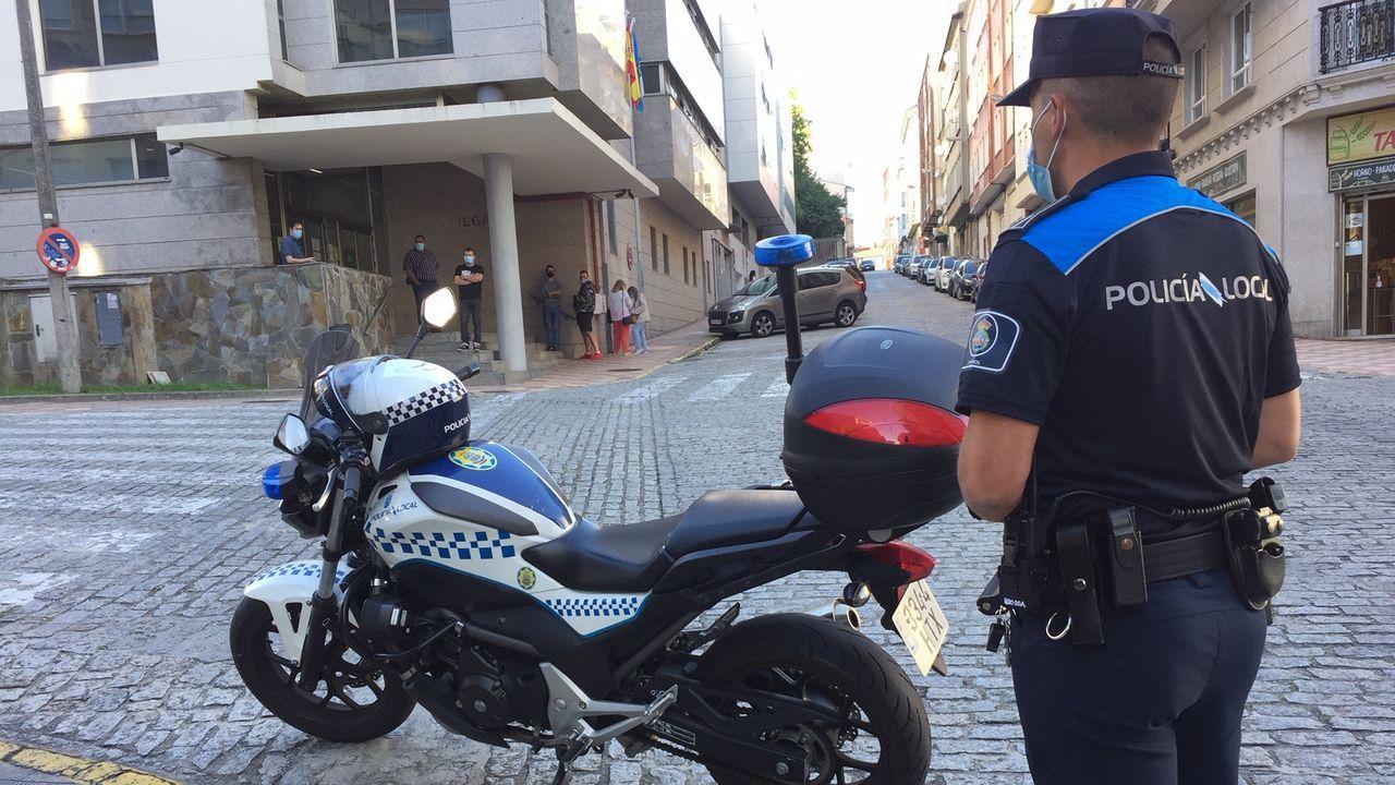 Imagen de archivo de la Policia Nacional