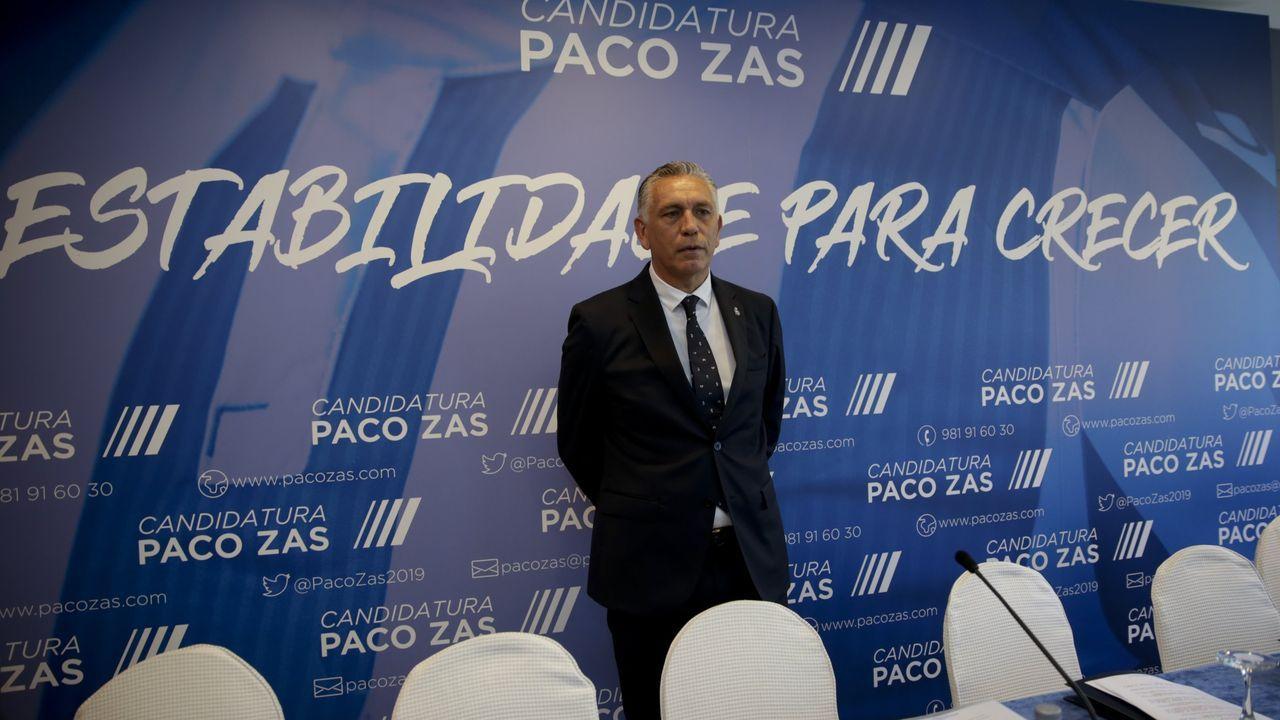 «Estabilidade para crecer», fue su lema de campaña