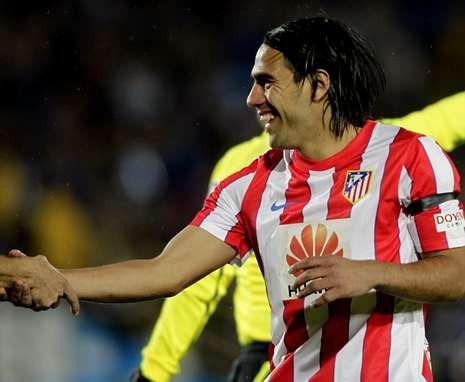 El Atlético ha conseguido mantener a Falcao pese a su gran deuda con Hacienda.