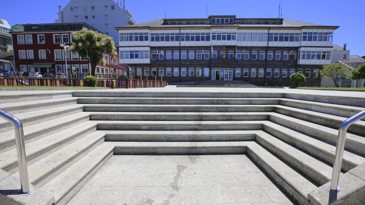 Vilalba Aberta expondrá la situación del servicio de limpieza en el próximo pleno