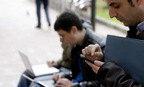 La red wifi de Ourense cuenta con 69 puntos activos de conexión en la capital.