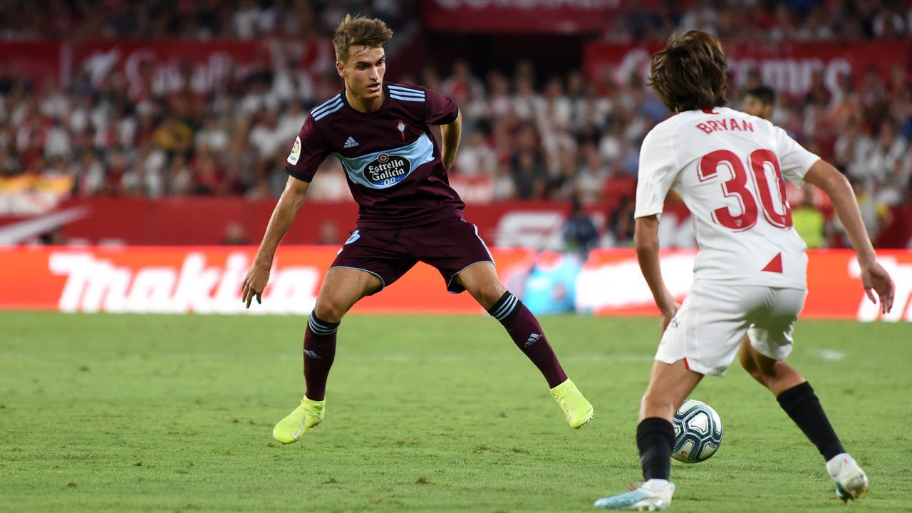 Malaka.Choco Lozano celebra un gol con el Girona