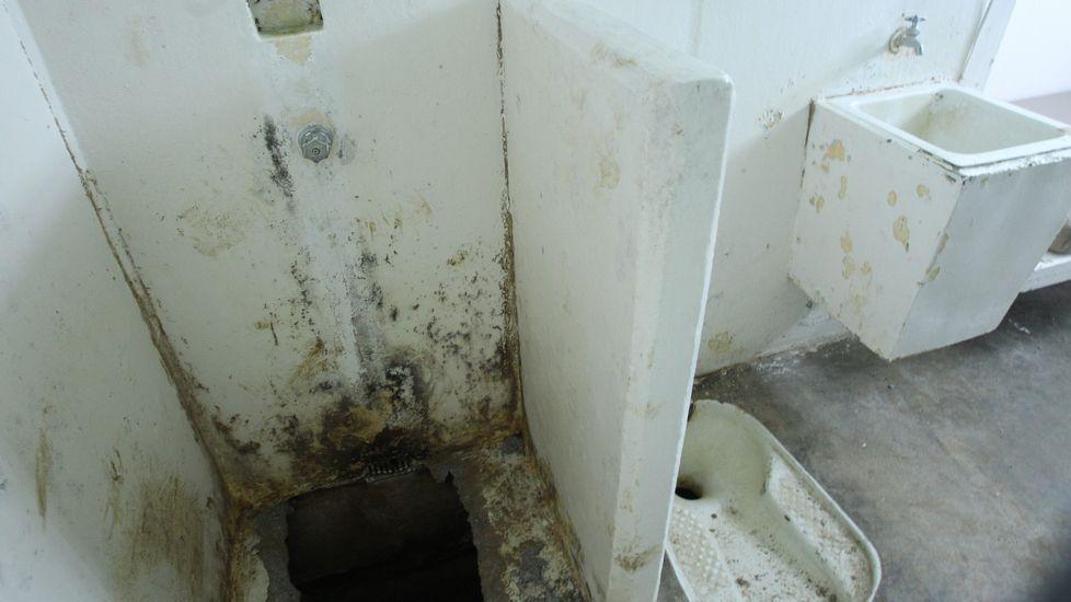 Vista general de la celda número 20