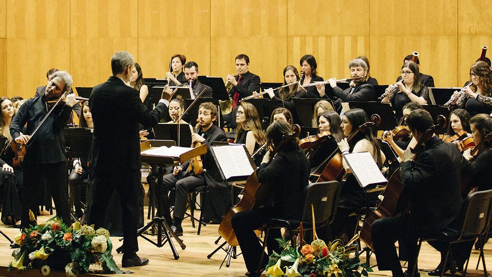 Orquestra Sinfónica Vigo 430