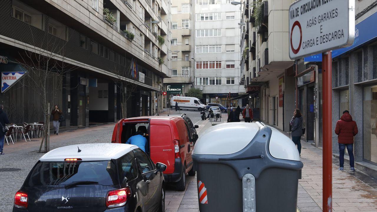 Los coches ganan a los peatones