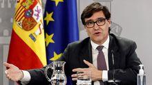 Salvador Illa:«La segunda ola ya no es una amenaza, es una realidad en toda Europa»