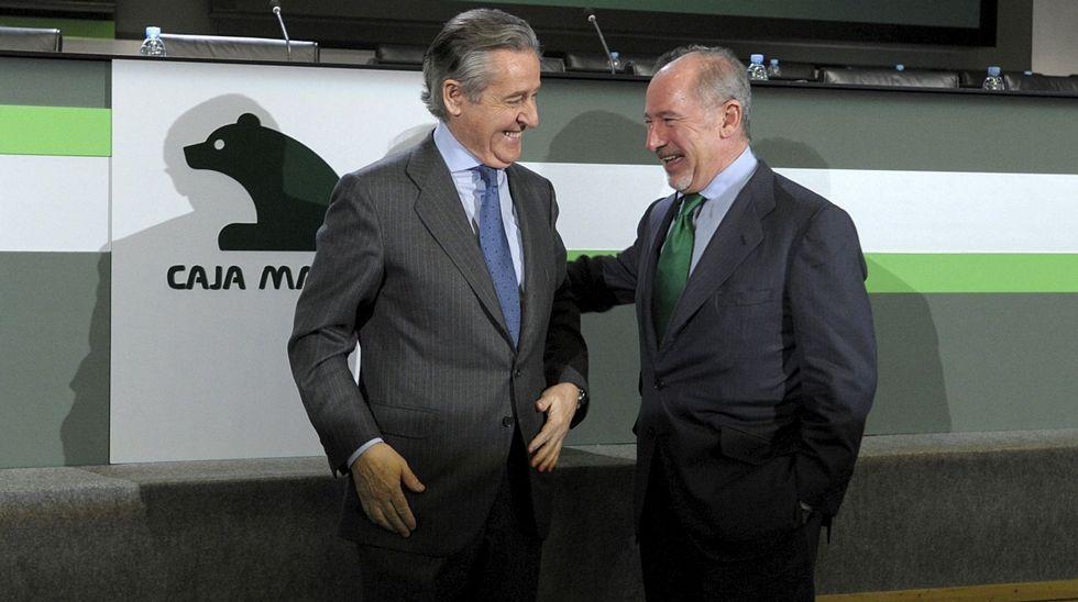 El fiscal del caso de las tarjetas black: «Los españoles sí tienen vela en este entierro».Inicio del juicio de las tarjetas black