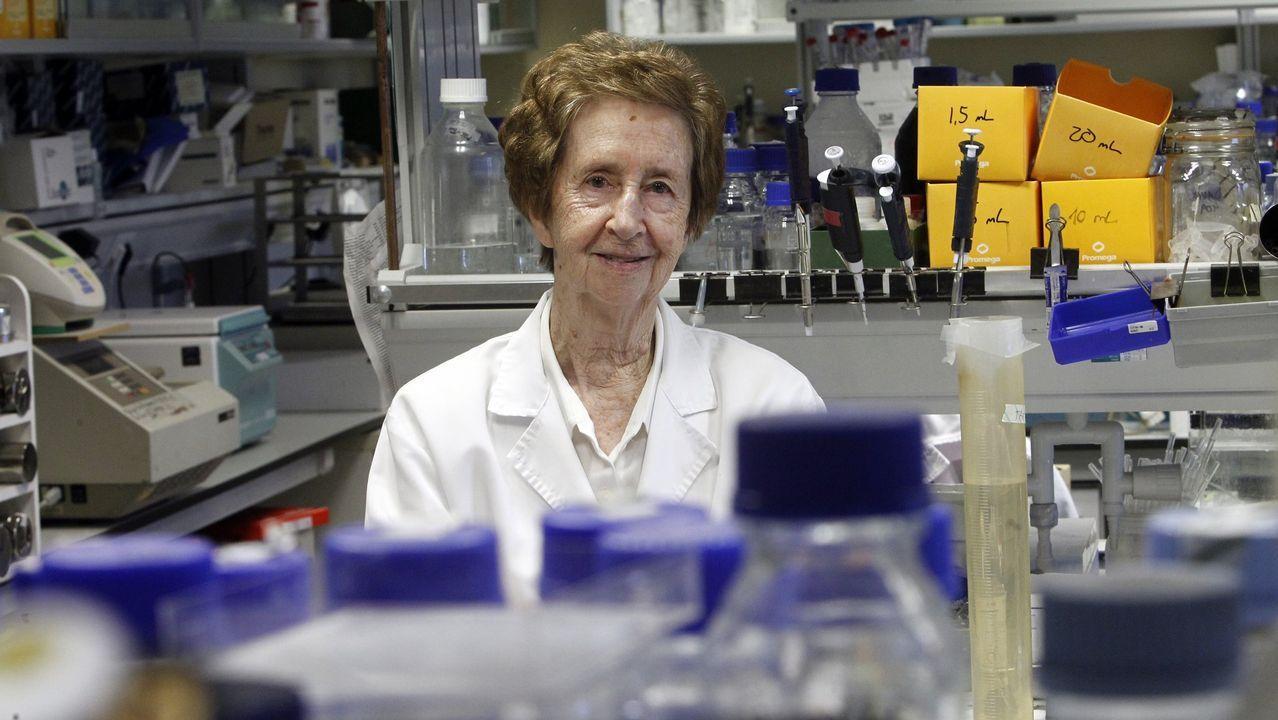 Margarita Salas ha aprovechado su participación en un congreso en Murcia para defender la calidad de la investigación en España