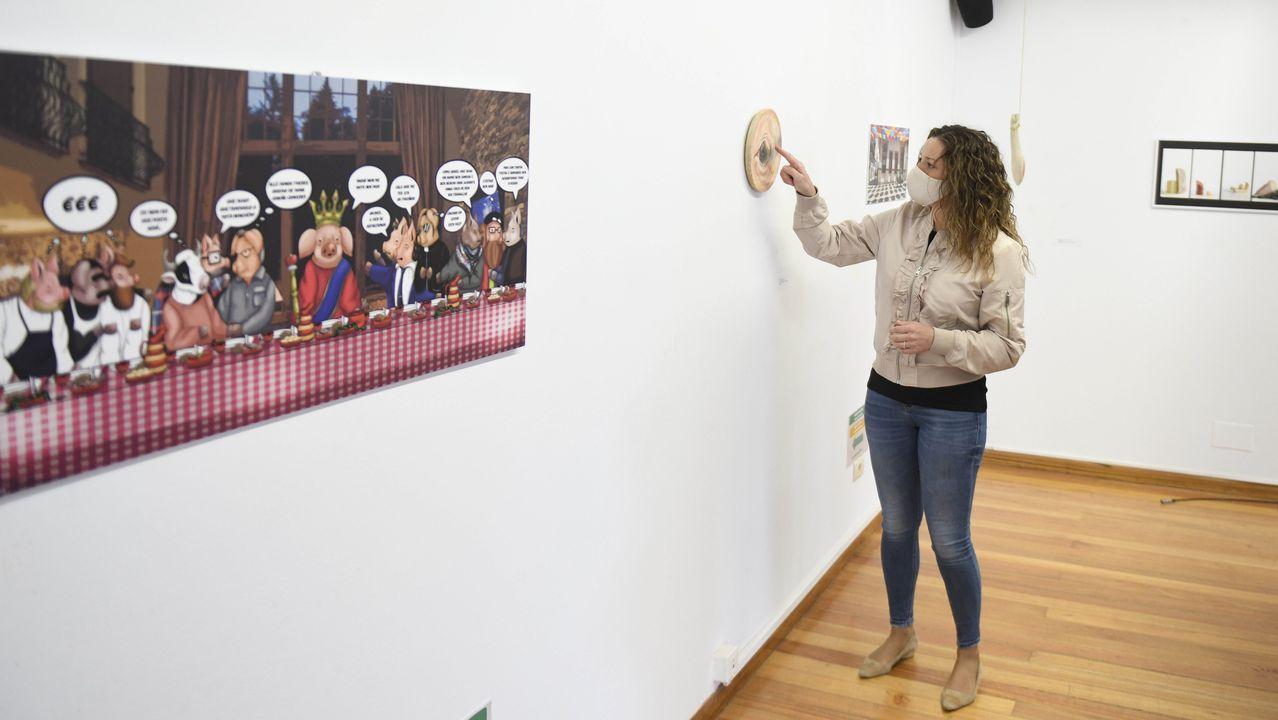 Así fueron las primeras comuniones poscovid celebradas en Sar.A Axencia Galega de Emerxencias