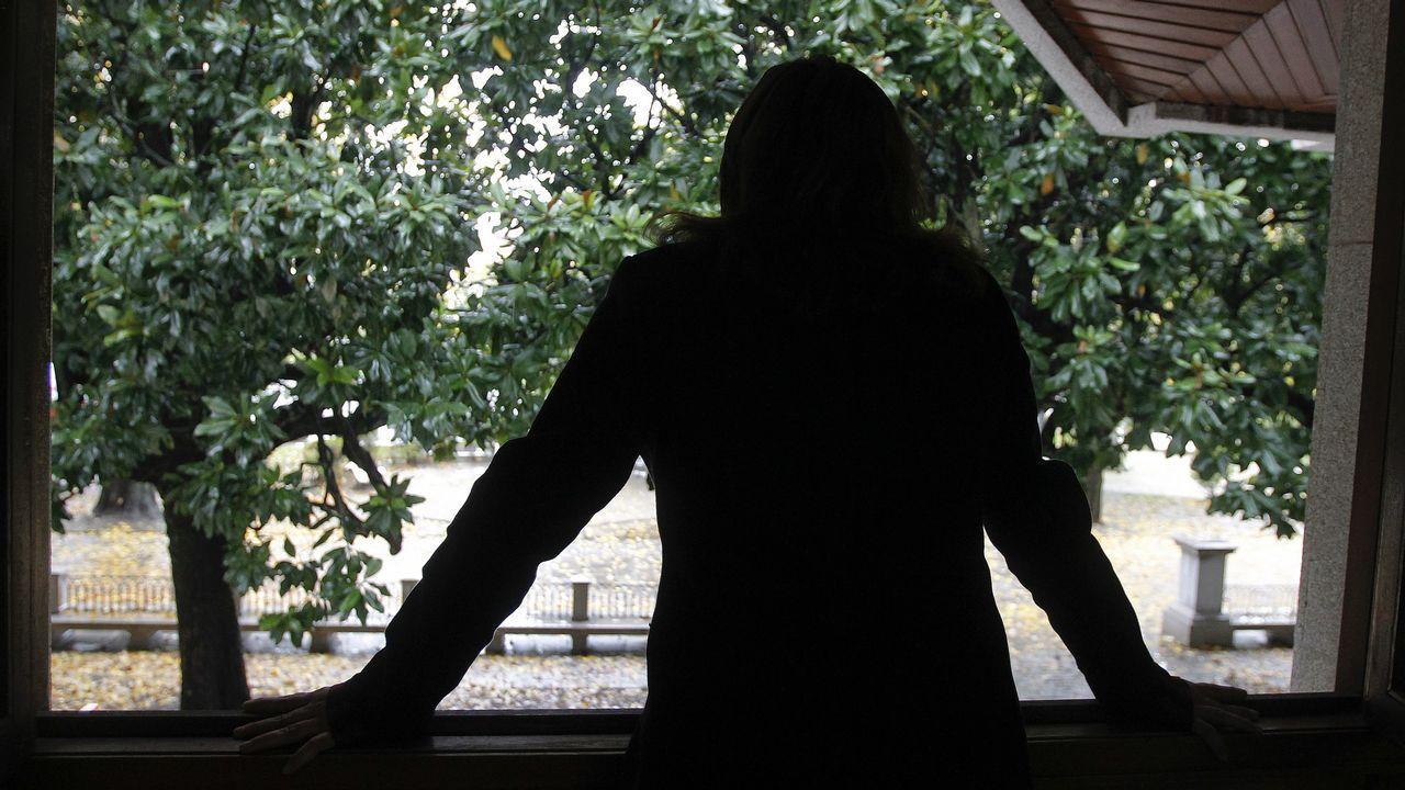 «Cada día, al levantarme, recibía una paliza».ESCAPARATE DE CUERDA FLOJA DURANTE LA CAMPAÑA FERROL EN NEGRO