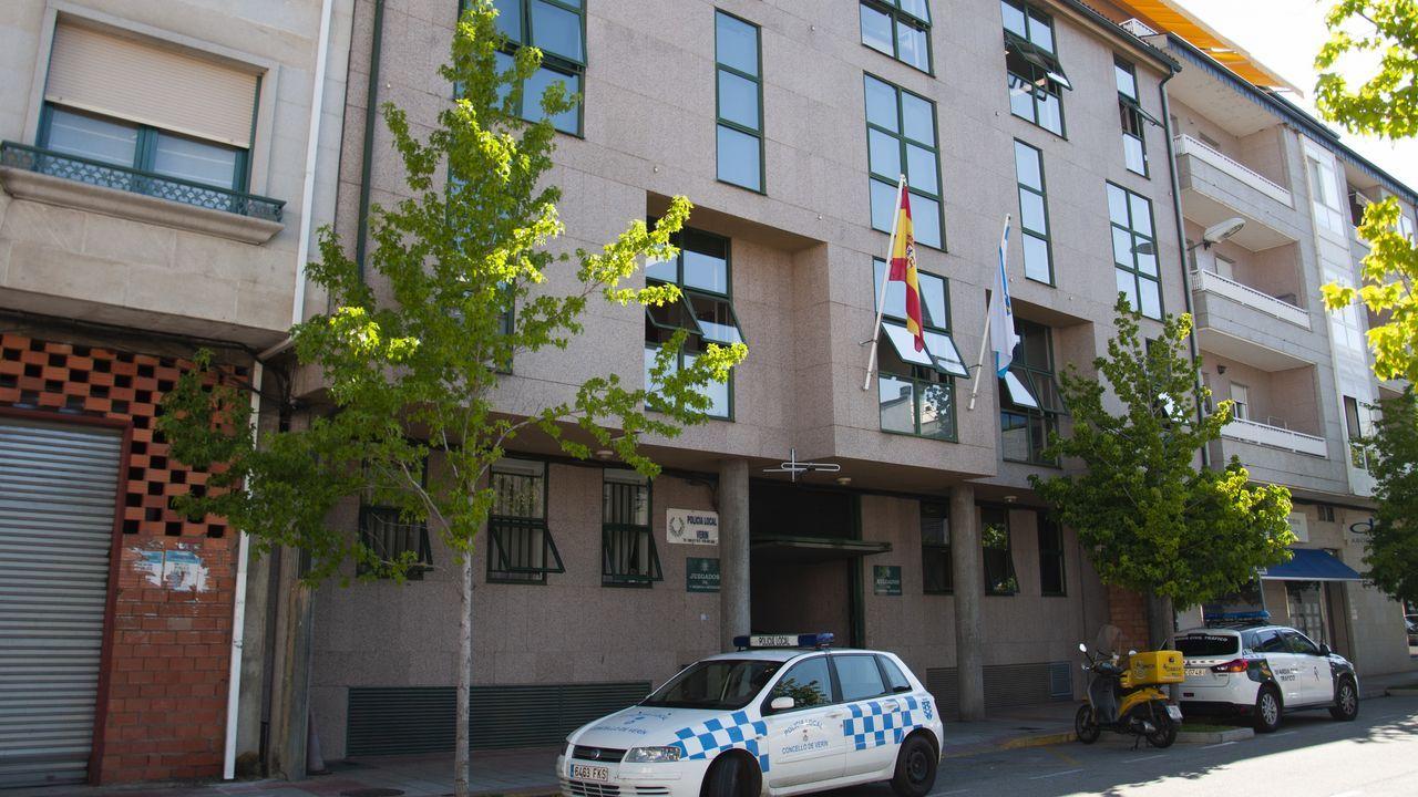 Salinas, Castrillón, playa, Asturias,.La joven atropellada está ingresada en el Hospital Álvaro Cunqueiro de Vigo