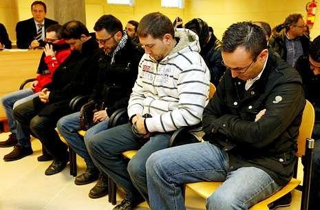 El juicio por la llamada operación Boquerón se espera que dure un mes.