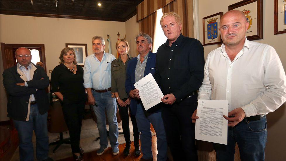 Partido de Fútbol Boiro - Somozas  segunda B en Barraña