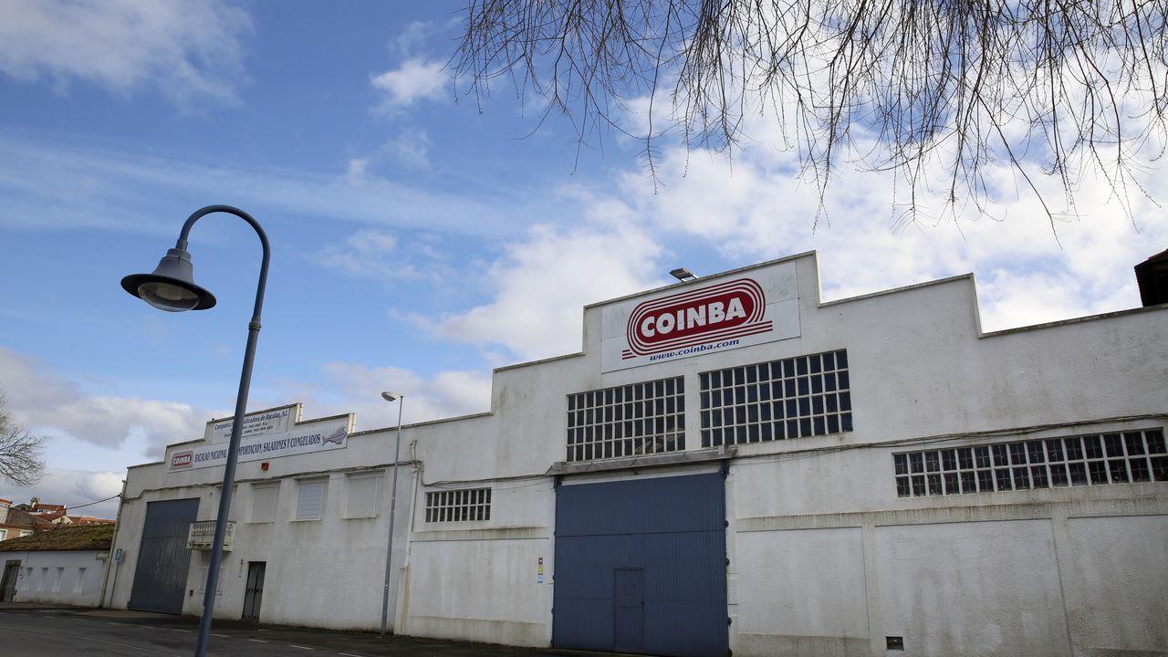 El origen de Coinba está en una salazón fundada en 1899, que en 1963 se reorientó al bacalao