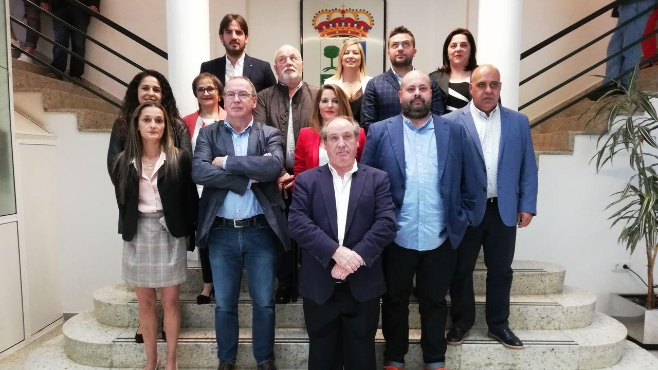 CERCEDA. El socialista José García Liñares volvió a ser elegido ayer alcalde de la localidad cercedense. Suma su sexta mayoría absoluta consecutiva gracias a los siete ediles logrados el 26 de mayo. Los populares totalizan cinco actas y el Bloque Nacionalista Galego, una.