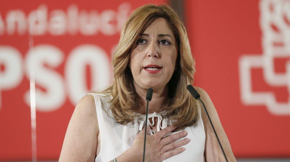 El PSOE exhibe imagen de unidad en su Congreso federal.Javier Fernández