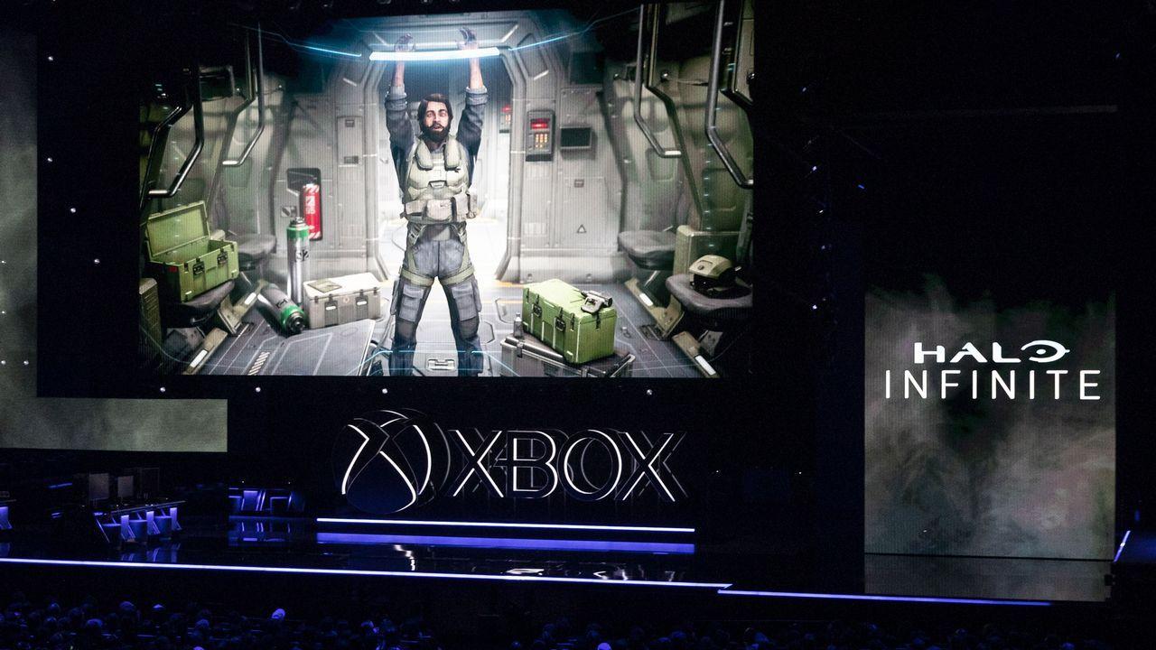 En el E3 se proyectaron imágenes de «Halo Infinite», el primer juego anunciado para la nueva consola de Microsoft