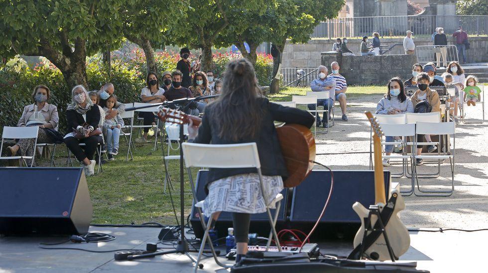 Así fue el Galegote Rock en Pontevedra.Novillada en la plaza de toros de Pontevedra