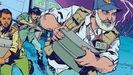 Portada del cómic de José Andrés