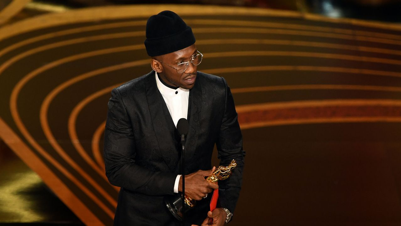 Mahershala Ali, mejor actor de reparto por «Green Book»