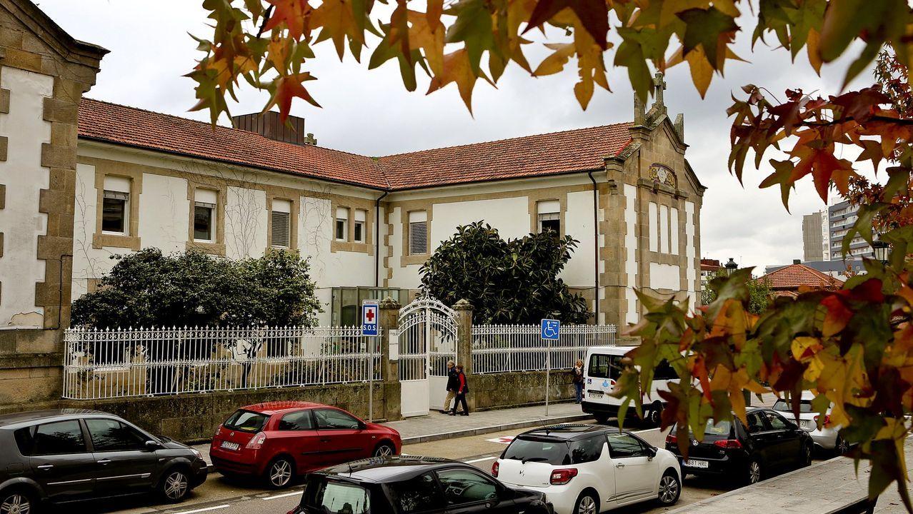 Centro de salud de Nicolás Peña