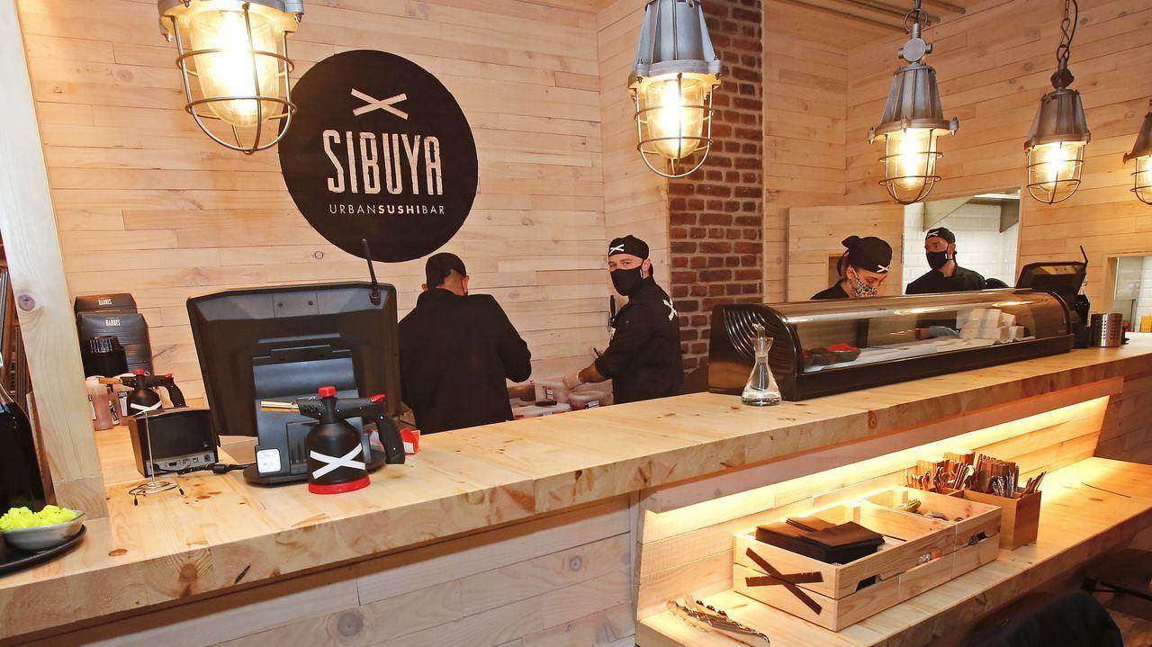 Sibuya cuenta con doce empleados