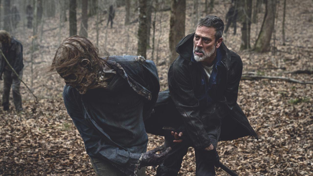 Imagen de la temporada final de «The Walking Dead»