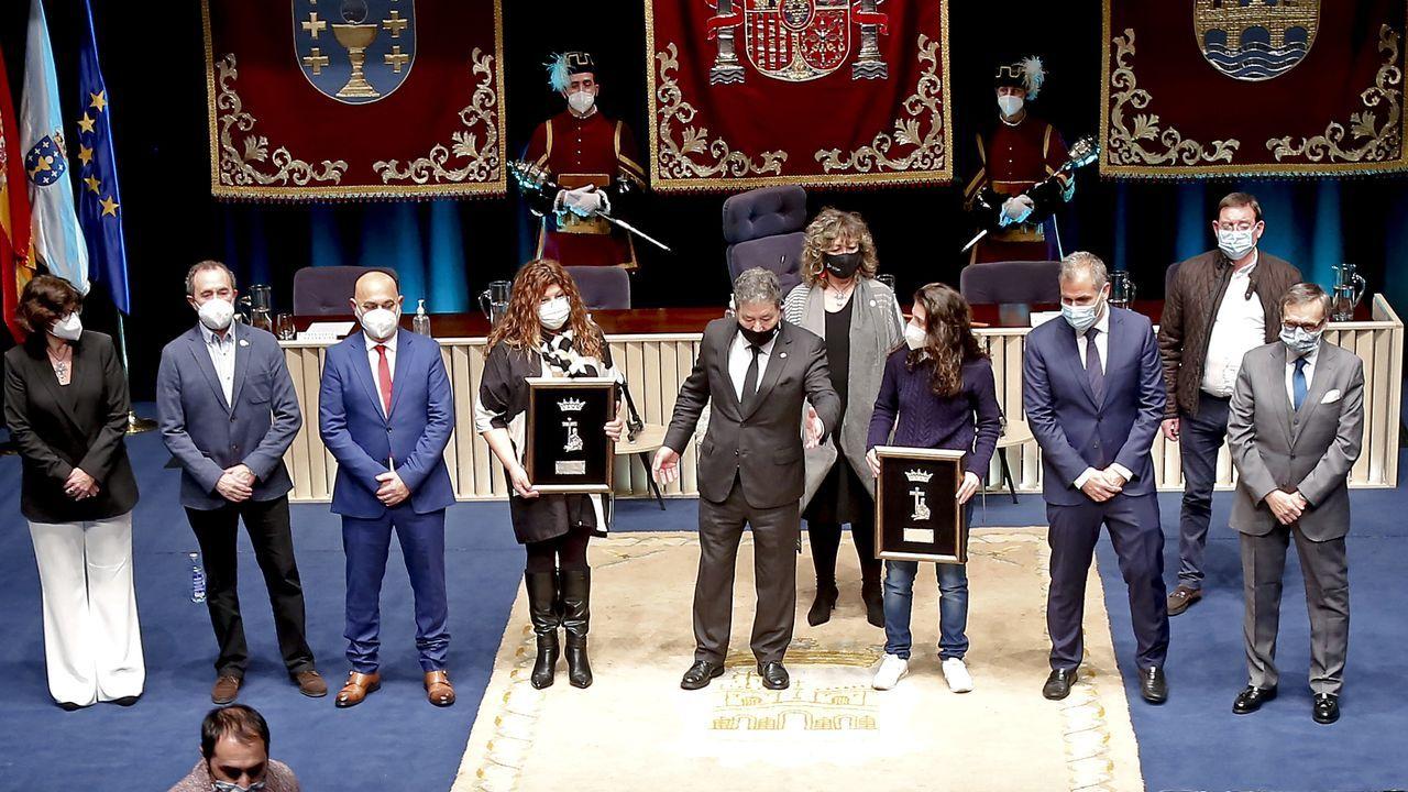 El último vídeo de Maradona.Más de un millar de personas han participado en la manifestación del Orgullo LGTBI de Gijón