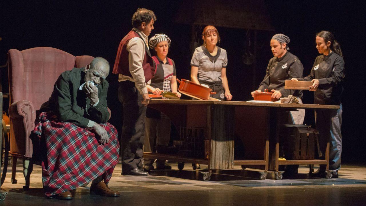 Ibuprofeno Teatro pondrá en escena el 19 de marzo «Casa O'Rei»