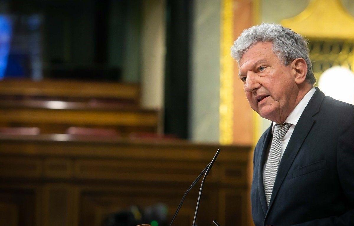 El candidato de Nueva Canarias, Pedro Quevedo, que se hizo célebre en el Congreso como el «diputado 176» que permitió a Mariano Rajoy aprobar sus dos últimos presupuestos, se quedará fuera de la Cámara Baja.