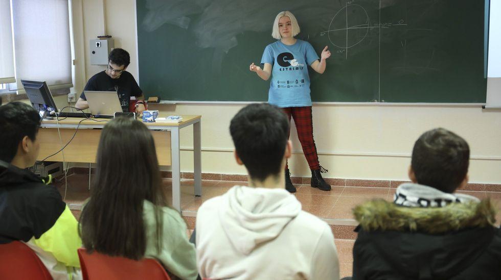 La Facultad de Matemáticas de la USC promociona la disciplina entre los jóvenes con Estalmat, y se cuida la participación de mujeres