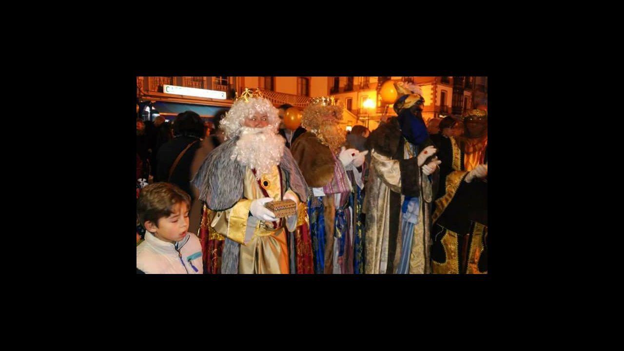 Actividades en un centro social de Oviedo