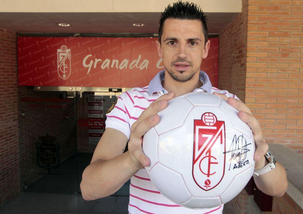 Roberto Fernández está de vacaciones en Chantada y Sergio Ramos llegará de inmediato a Lugo.