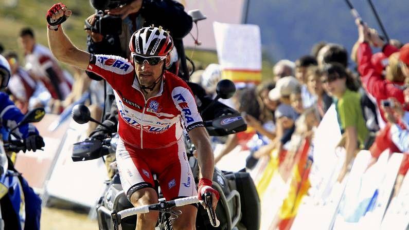 La dureza de la París Roubaix.Menchov,vencedor de la etapa