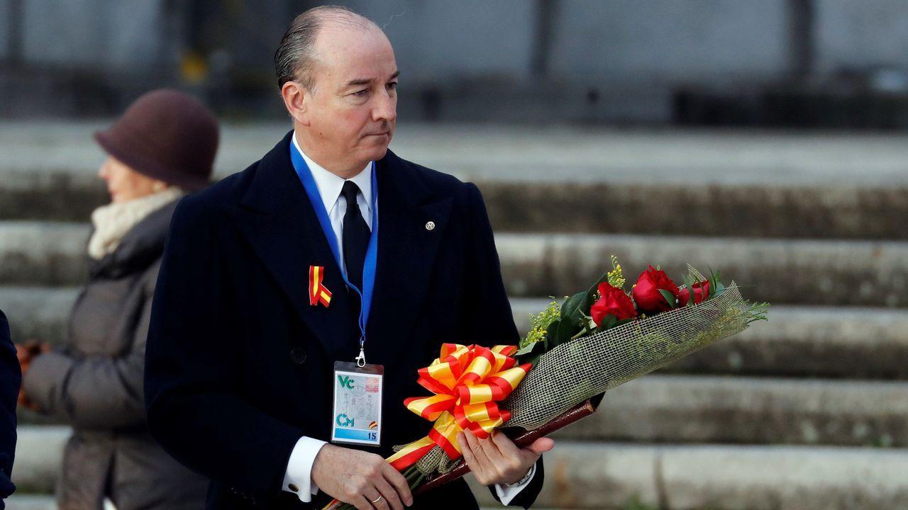 Luis Felipe Utrera, abogado de la familia