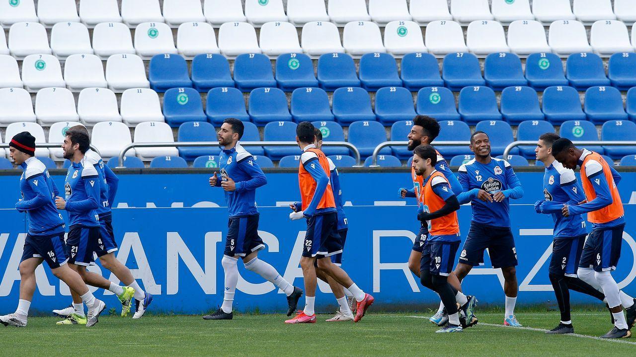 Imagen del Conxo-Deportivo juvenil de esta temporada