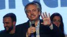 Alberto Fernandez  ganó de manera contundente en las primarias  a Macri
