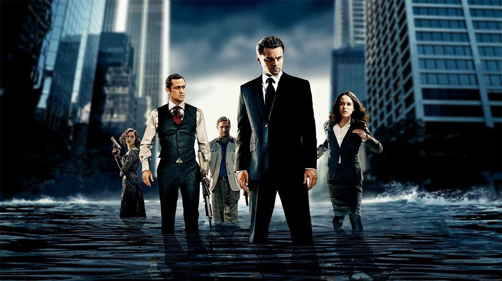 Los diez actores mejor pagados del año.Imagen promocional de «Inception»