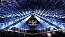Así será el escenario de Eurovisión