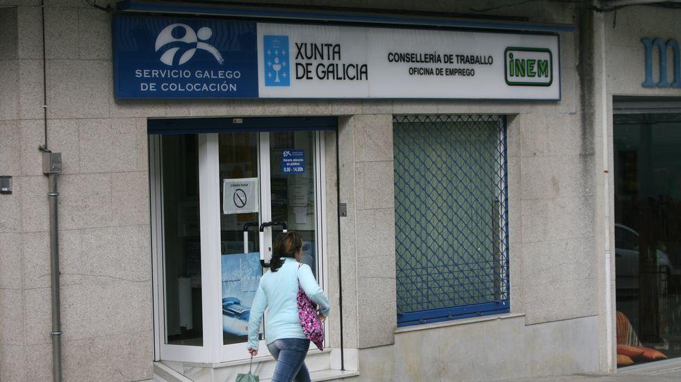 El paro en España contempla la mayor subida desde el año 2010.Banco Santander