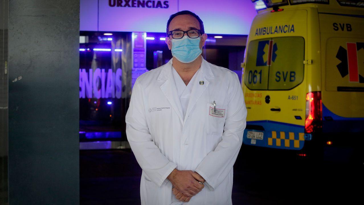 En directo: comparecencia del conselleiro de Sanidade.Una de las líneas estratégicas de los hubs digitales de Galicia es la gestión del big data