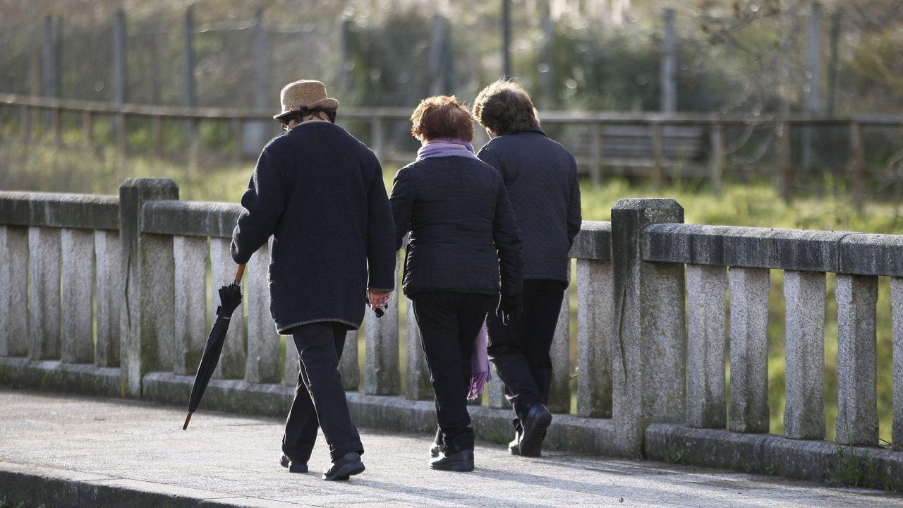 La mayoría de esos pensionistas que cobran menos de setecientos euros al mes son mujeres