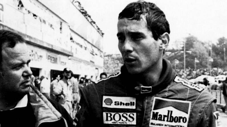 Ayrton Senna en el recuerdo