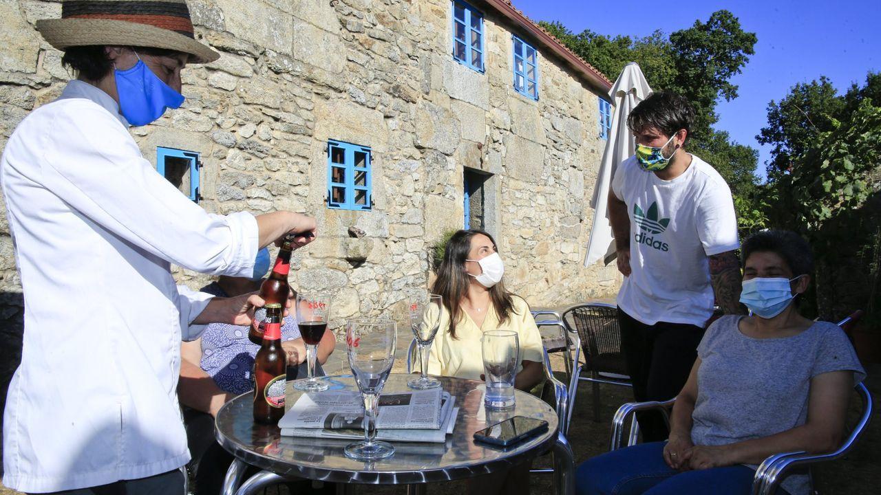 Así foi a Feira do 12 que recuperou Becerreá.En el municipio de Lugo y en los últimos 14 días se diagnosticaron 164 nuevos de coronavirus