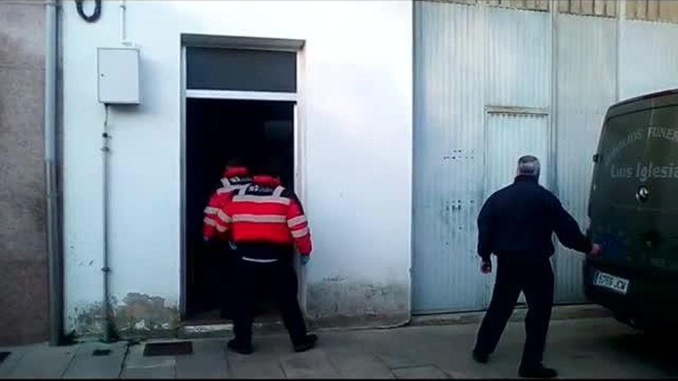 Aparecen dos ancianos muertos en una casa en Rábade por un posible escape de gas
