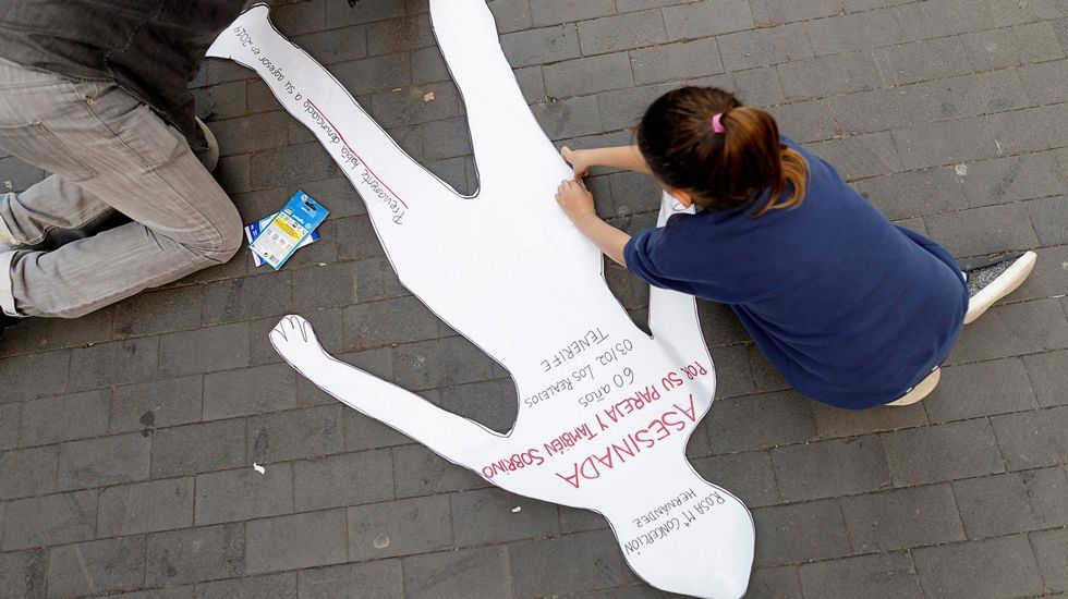 En muchas campañas se intenta visibilizar la historia de cada una de las mujeres asesinadas por violencia machista