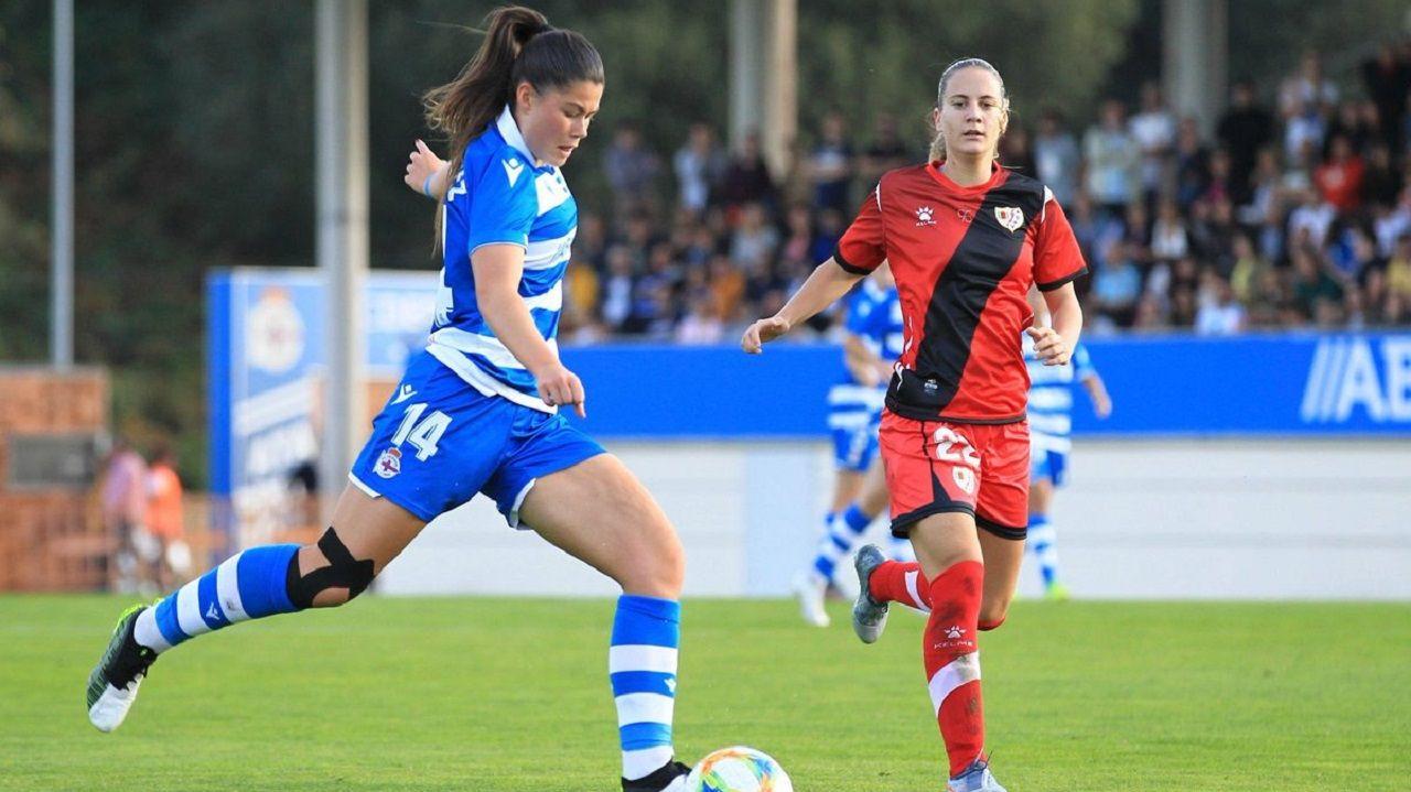 Lunin Real Oviedo Ponferradina Carlos Tartiere.María Méndez en un encuentro ante el Rayo Vallecano