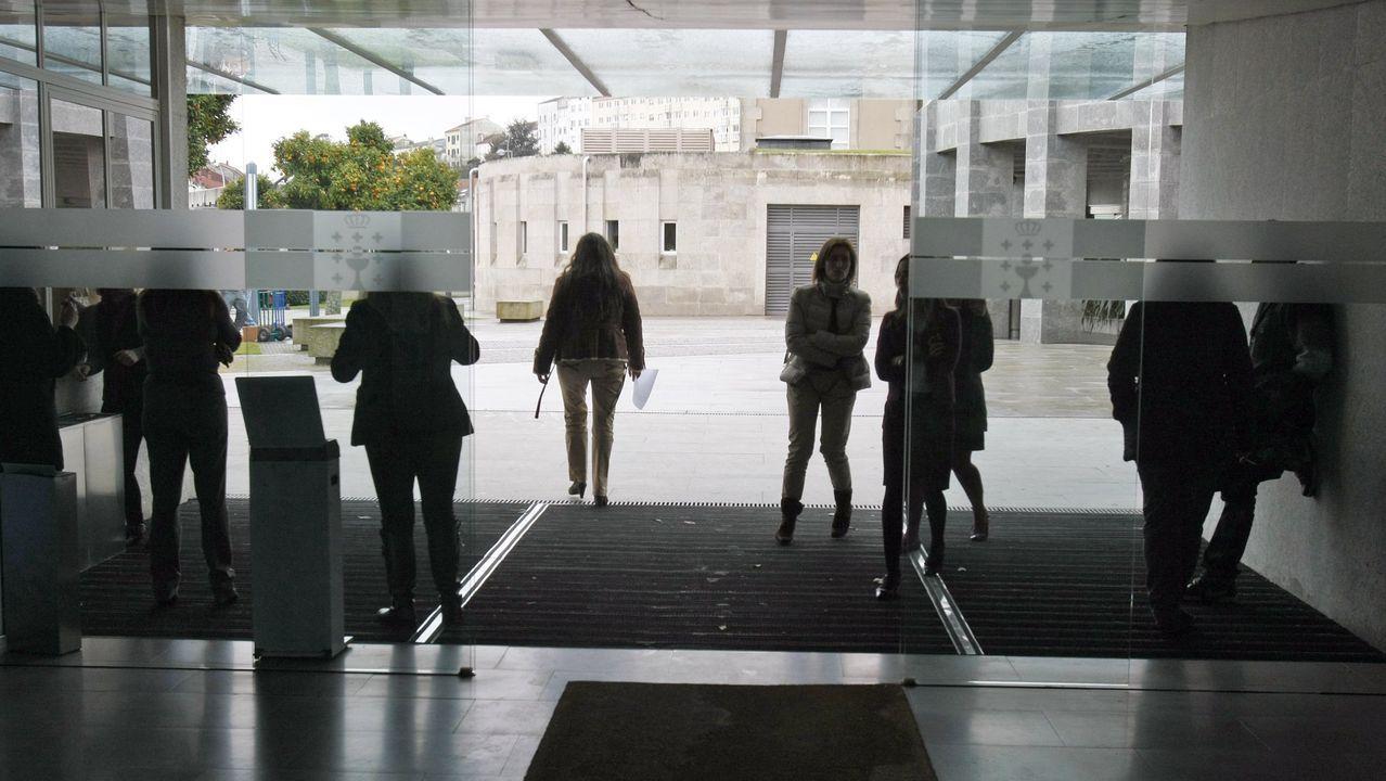 Galicia y Asturias abordan sus desafíos en el foro Encuentros en el Eo.Oposiciones para celador del Sergas el pasado mes de marzo
